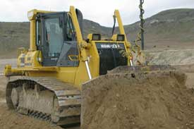 excavation-bulldozer
